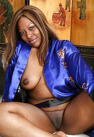 Hot Ebony Uniform