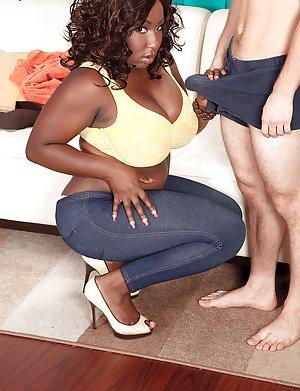 Hot Ebony Jeans