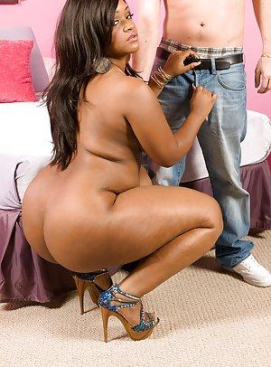 Hot Ebony Booty