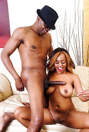 Hot Ebony Big Cocks